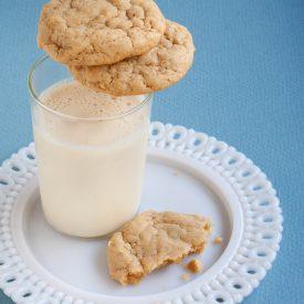 Miso Tahini Cookies